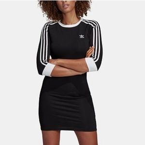 New Adidas 3-stripes dress